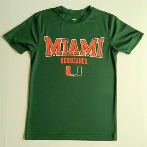 University of Miami Hurricanes Youth Jersey